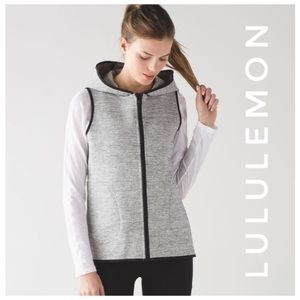 LULULEMON insculpt reversible vest sweat wicking